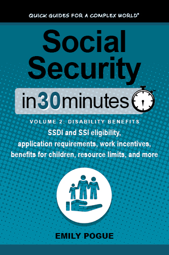 Social Security disability book